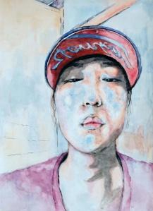 Ellie  Choi, Age 18, Grade 11, Oogie Art, Silver Key