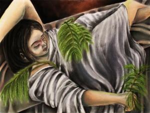 Juhee Kang, Age 16, Grade 11, Oogie Art, Silver Key