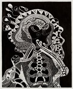 MichelleKim, Age 18, Grade 12, WOW Art Studio, Silver Key