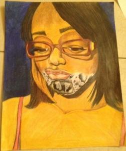 Jalina Boston, Age 17, Grade 12, The Mary Louis, Silver Key
