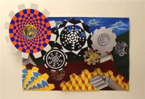 SeowooShin, Age 16, Grade 11, Oogie Art, Silver Key
