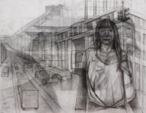 Yiwen Sun, Age 18, Grade 12, Oogie Art, Gold Key