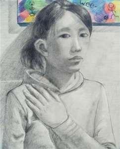 Juliet Chen, Age 13, Grade 8, Hunter College High School, Silver Key