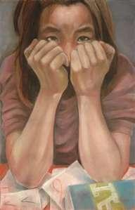 Yealin Park, Age 17, Grade 12, Oogie Art, Silver Key