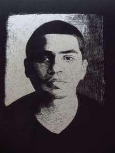 Devon Rodriguez, Age 16, Grade 11,Art and Design High School, Gold Key