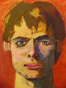 KirkLorenzo, Age 17, Grade 12, Art and Design High School, Gold Key