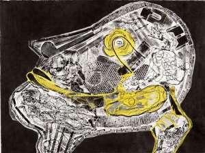MichelleKim, Age 18, Grade 12, WOW Art Studio, Gold Key