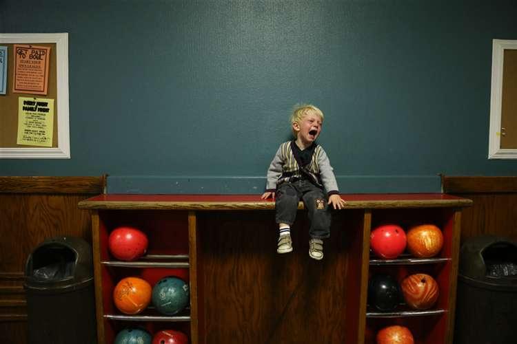 Finn Does Not Like Bowling by Yuval Ortiz-Quiroga