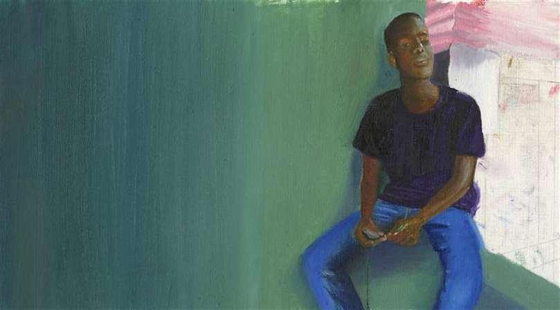 Ti Cloude by Daphney Cineus, Gold Key Painting, 12th Grade, Art & Design High School