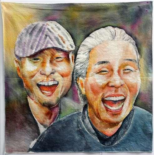 Long Friendship by Yeon Su Kim, 2015 Gold Key, Drawing & Illustration, 12th Grade, Fiorello H LaGuardia High School of Music